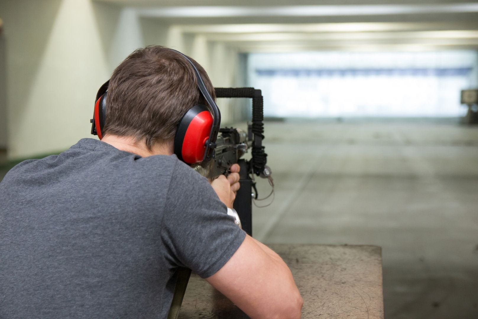 How Does Shooting Ear Protection Work?