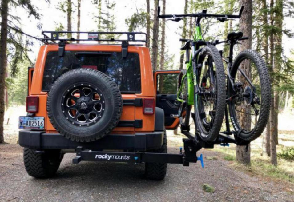 How Should Hitch Bike Racks Be Stored?